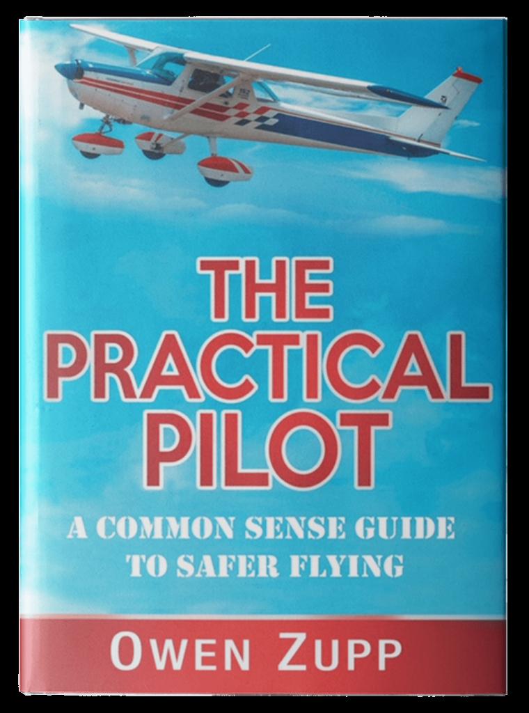 Owen Zupp, author, aviation books. The Parctical Pilot