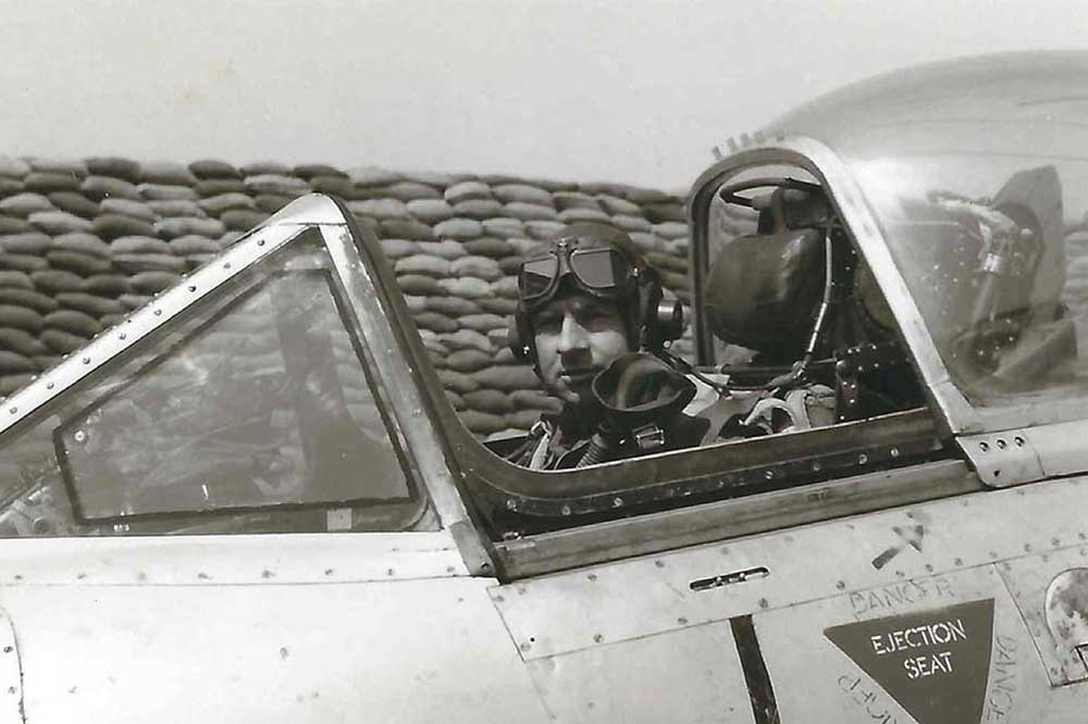 Fighter Pilot Phillip Zupp ~ 201 missions over Korea