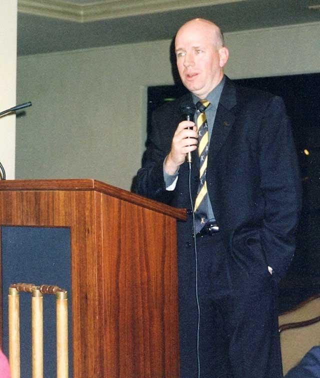 Owen Zupp, Keynote speaker