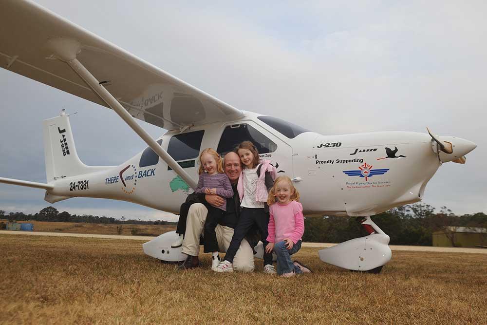 Owen Zupp, My life of flight