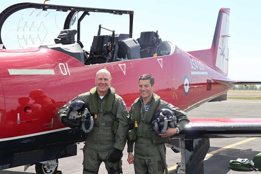 Owen Zupp, The Pilatus PC-21