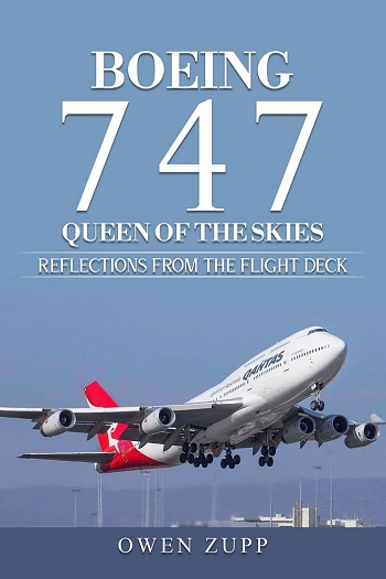 Boeing 747 - Aviation Icon and the Queen of the Skies.