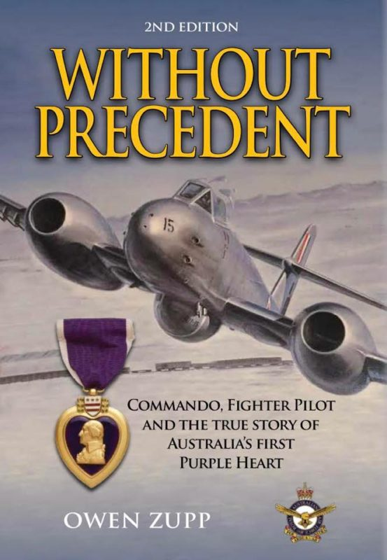 Without Precedent Book