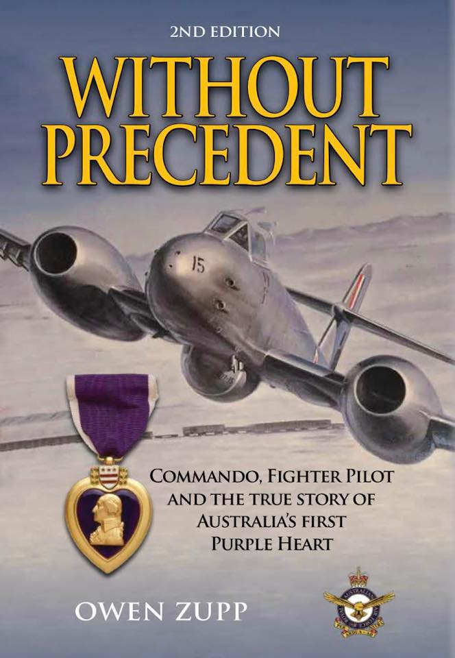 """""""Without Precedent"""" the 2nd Edition by Owen Zupp. Released!"""