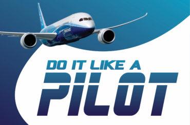 Plan B – Do it Like a Pilot.  By Owen Zupp.