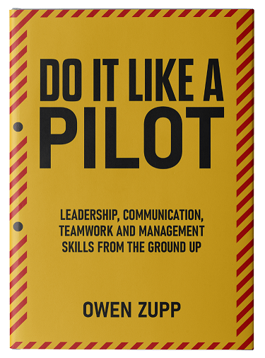 Adaptability. Do It Like a Pilot Book