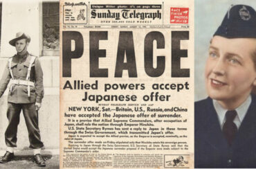 Peace at Last – 75 Years On.  By Owen Zupp.