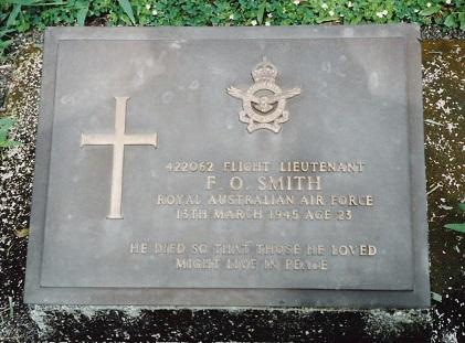 A9-557 Frank Smith Grave